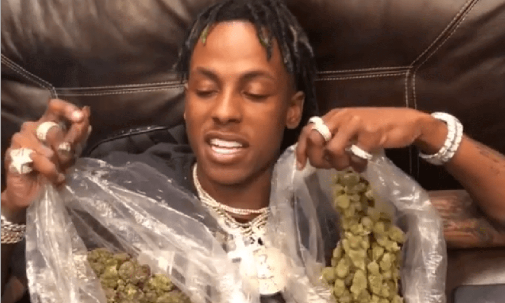 Rich The Kid Is Hiring A Professional Blunt Roller