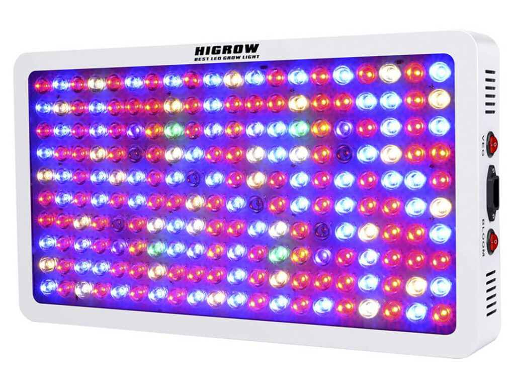 Best Led Grow Lights For Growing Cannabis In 2019