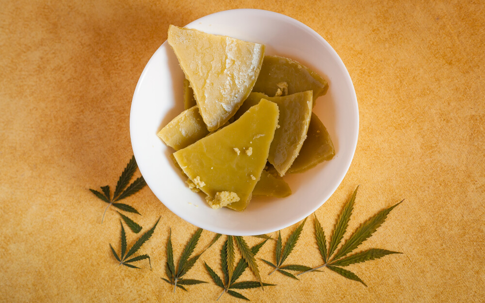 Cannabis Butter with AVB