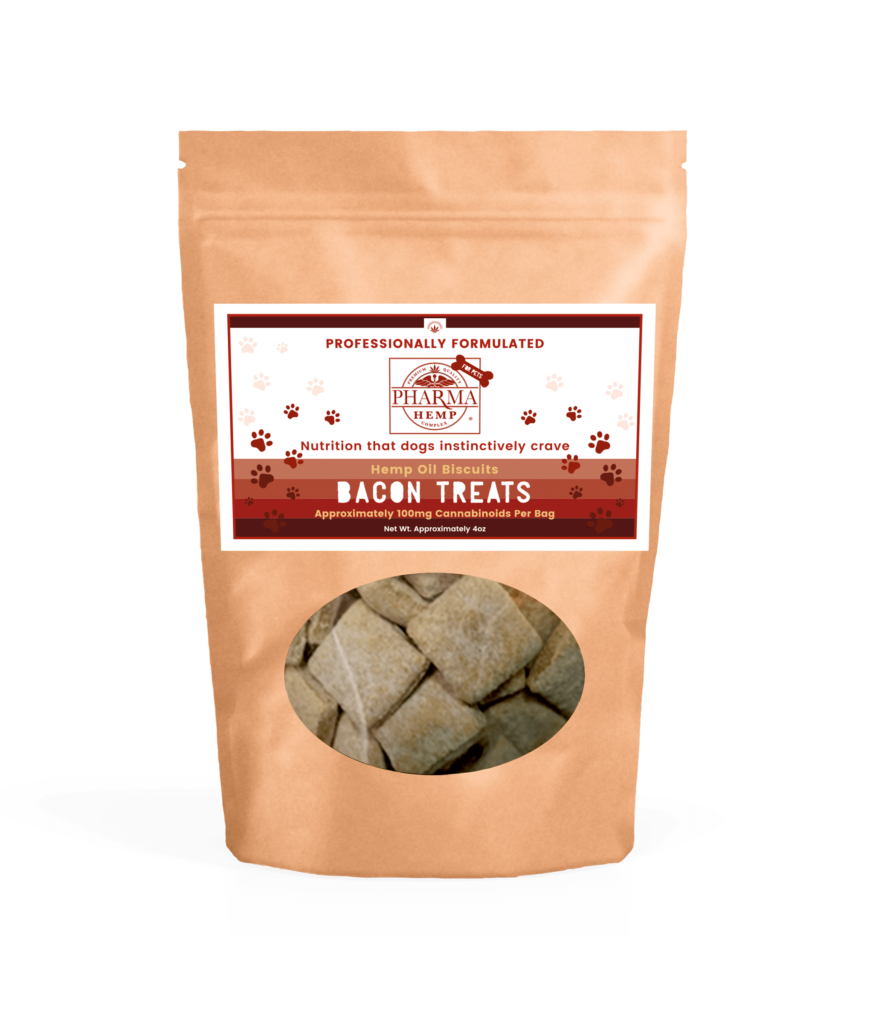 Hemp Health CBD Dog Treats
