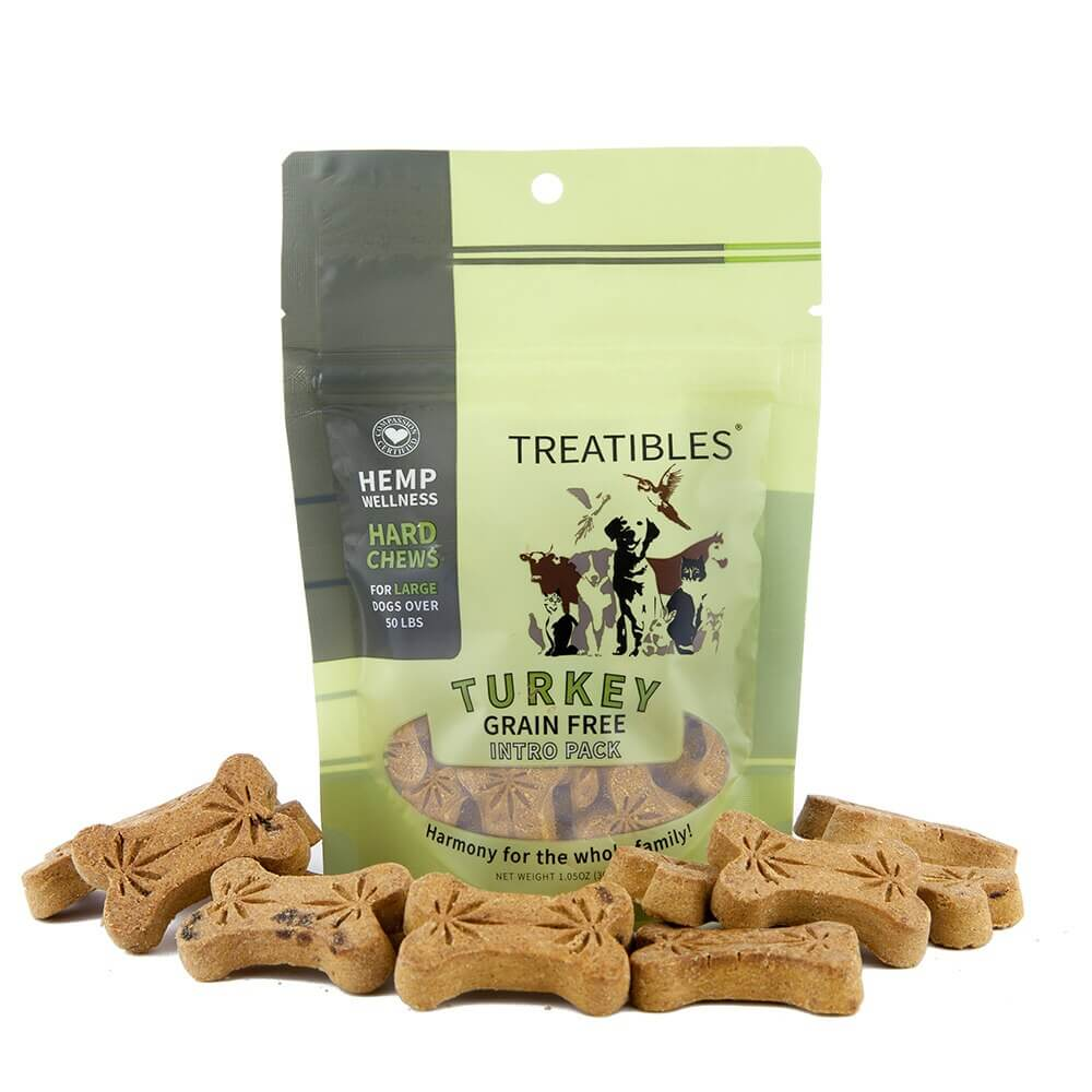 Treatibles CBD Dog Treats