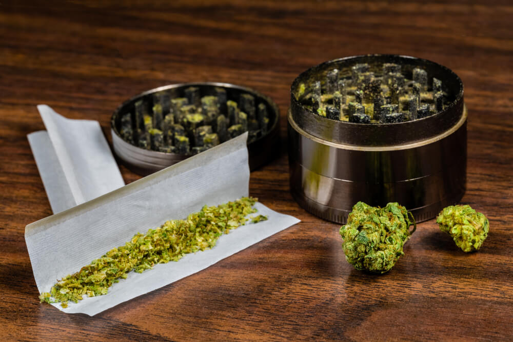 California Court: Weed In The Prison Is OK If Inmates Don't Inhale