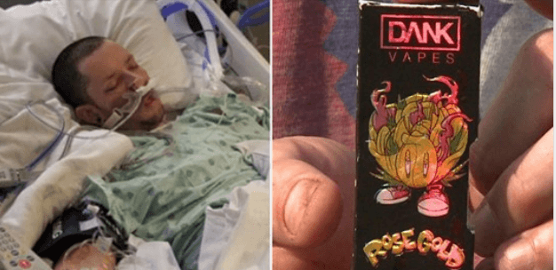 Man Put In Coma After Suffering Lung Damage From Vaping Dank Vapes