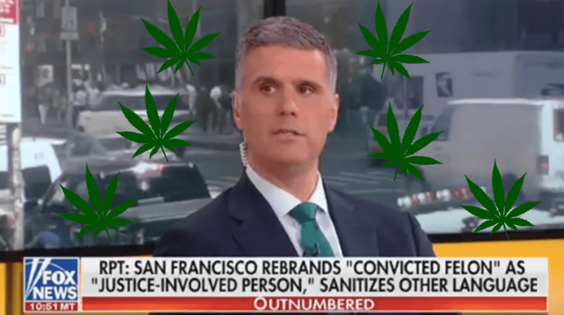 Fox News Strategist: People Laying On The Streets 'Having Just Shot Up With Marijuana'