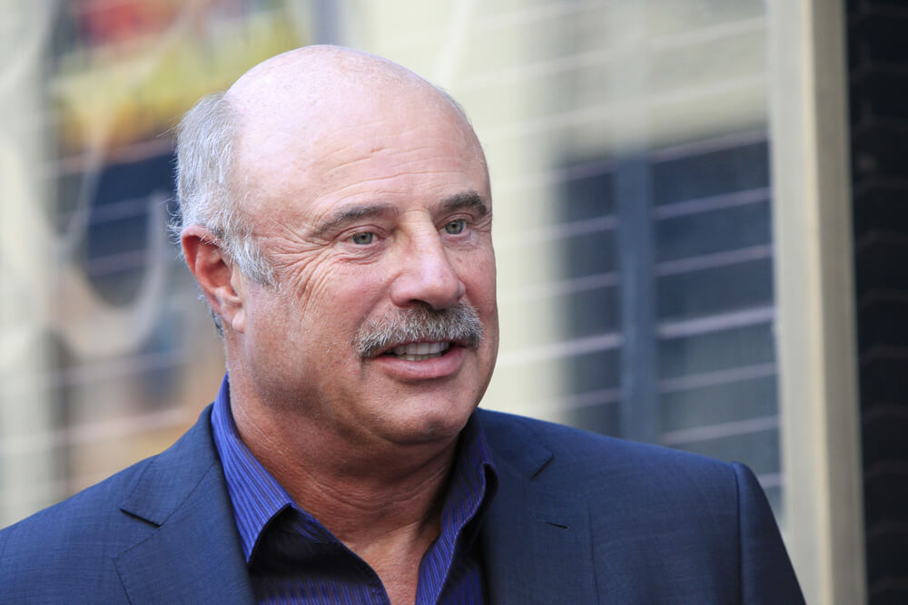 Dr. Phil, Who's Not a Licensed Doctor, Says Weed Makes You Dumb and Violent