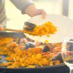 hospitalized eating cannabis paella
