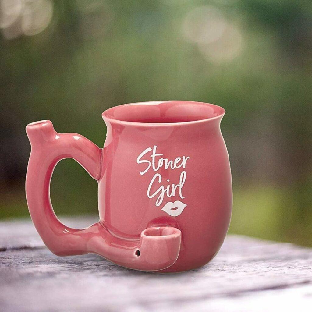 Stoner Girl Mug