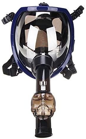 full face gas mask bong
