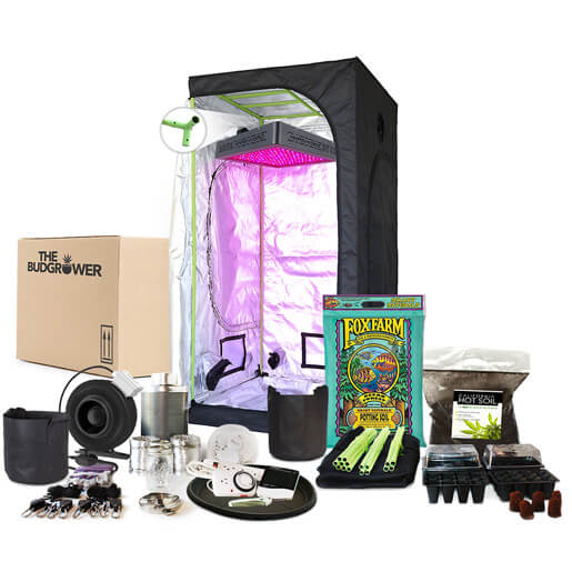 Budgrower Indoor LED Signature Kit