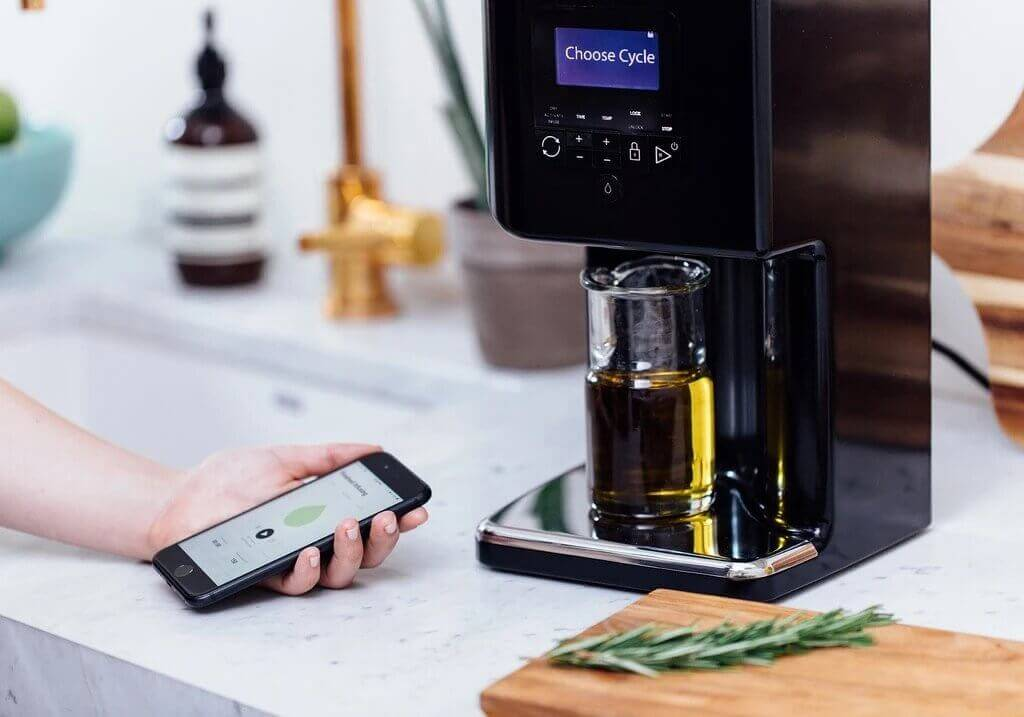 The LEVO II Oil Infuser is the Future of Making Cannabis Edibles