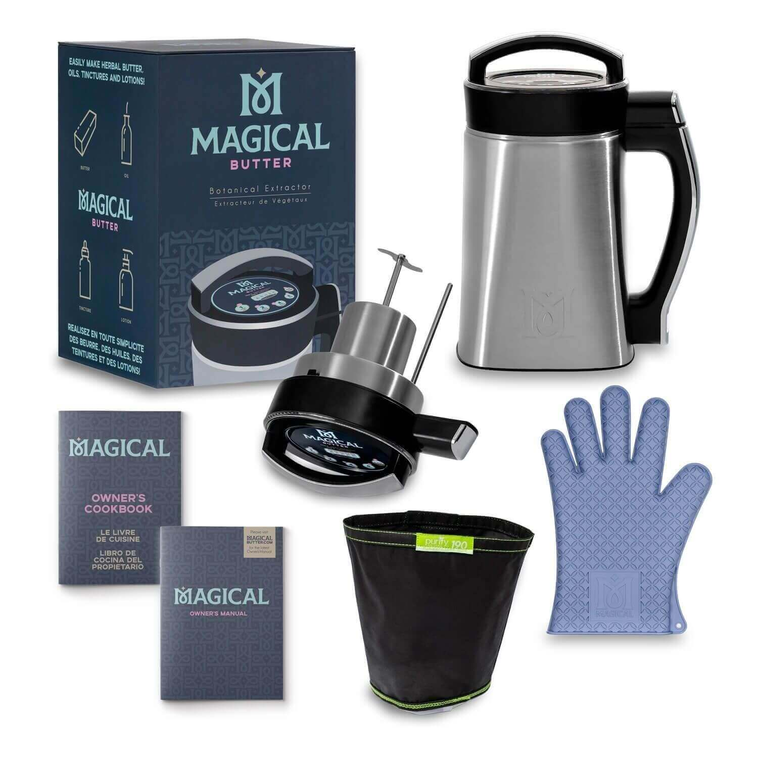 The MagicalButter infuser