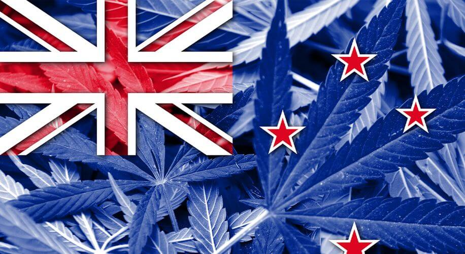 New Zealand Could Finally Legalize Cannabis in November