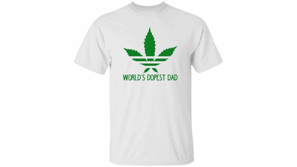 World's Dopest Dad IHL Shirt