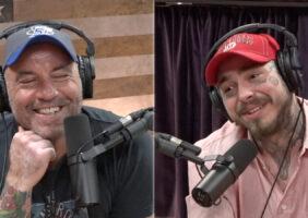 Joe Rogan Post Malone podcast