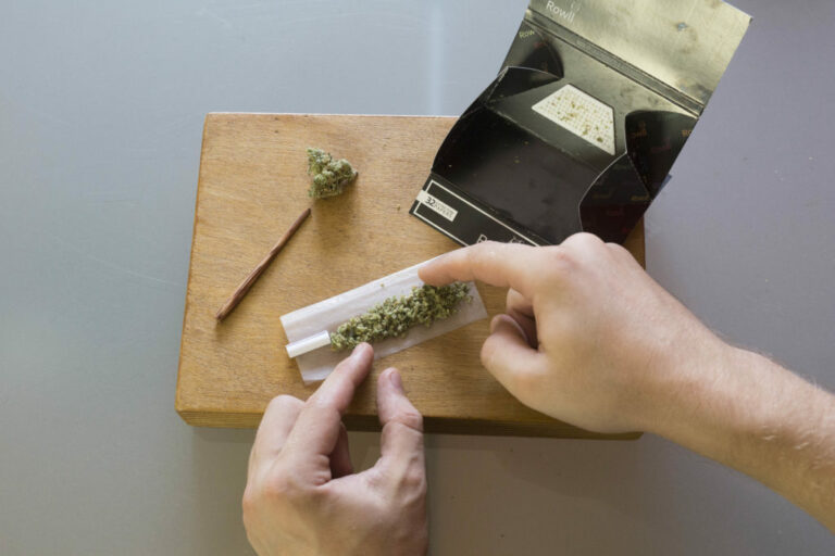 Roll A Joint - Step 5