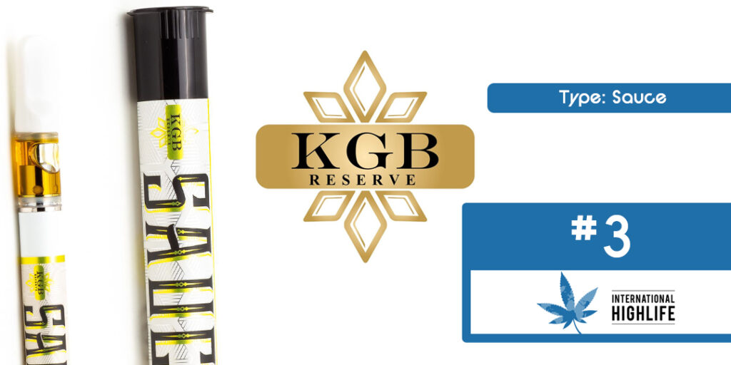 KGB Reserve 510 THC Carts Ranking