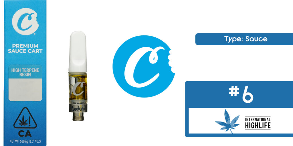 Cookies Live Resin 510 THC Cart Ranking