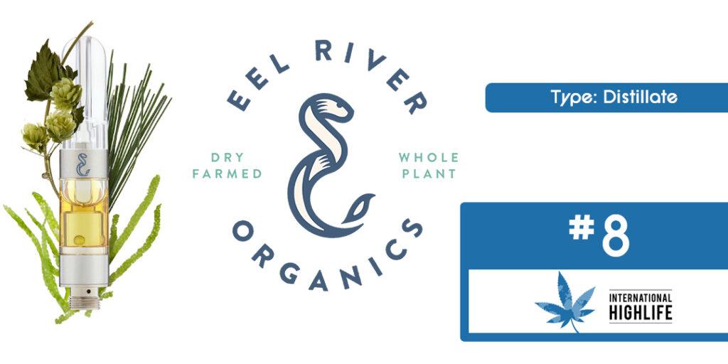 Eel River Organics THC Carts Ranking