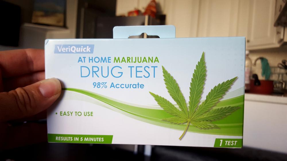 Do It At Home Drug Test