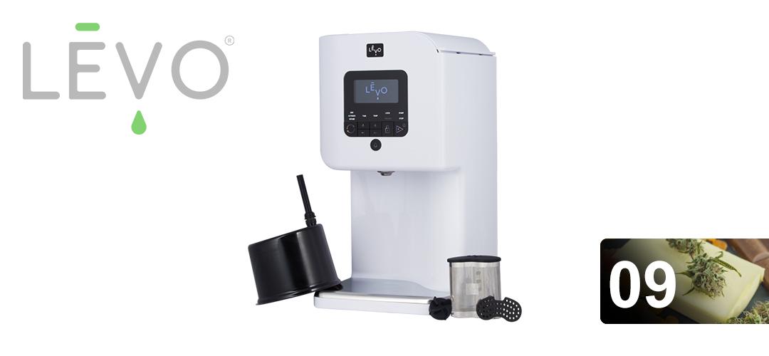 levo-2-cannabutter-machine