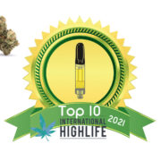 top 10 thc carts in 2021