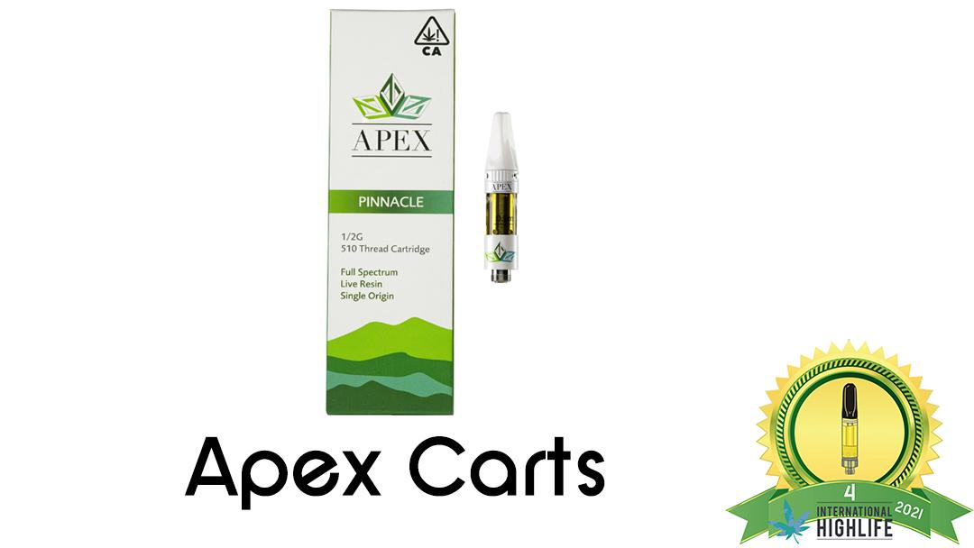 Apex THC Cartridge