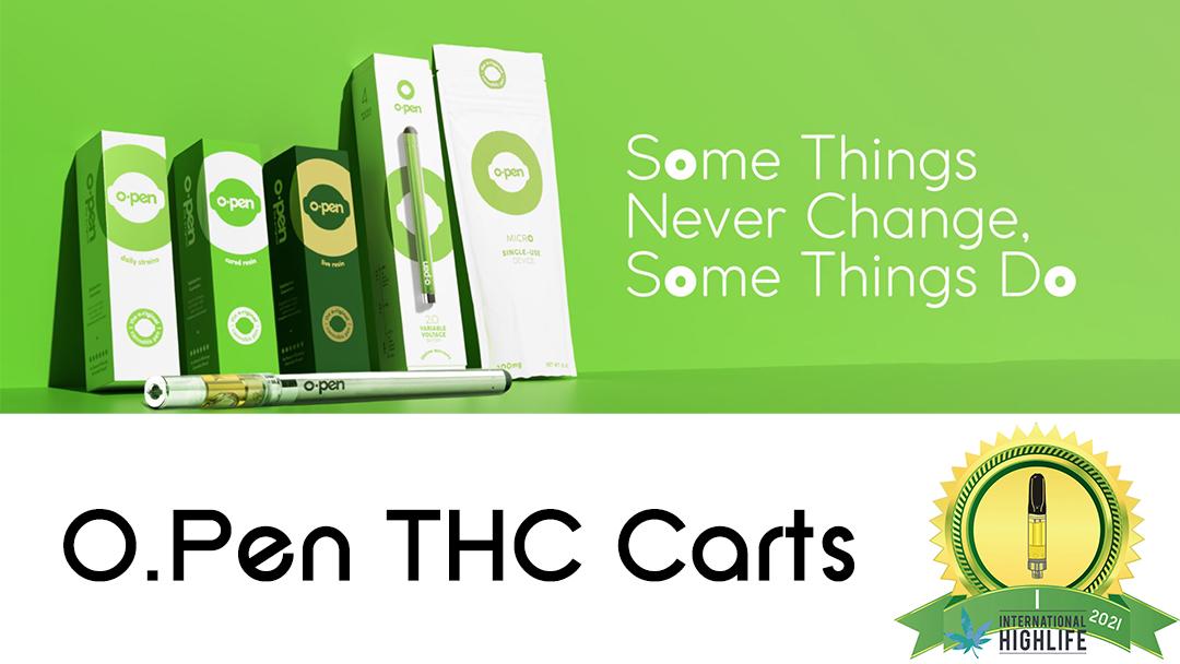 Best THC cartridge in 2021